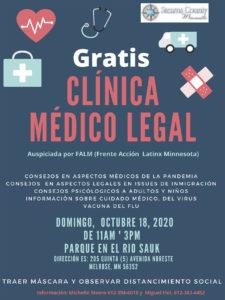 medical Legal Clinc English 225x300