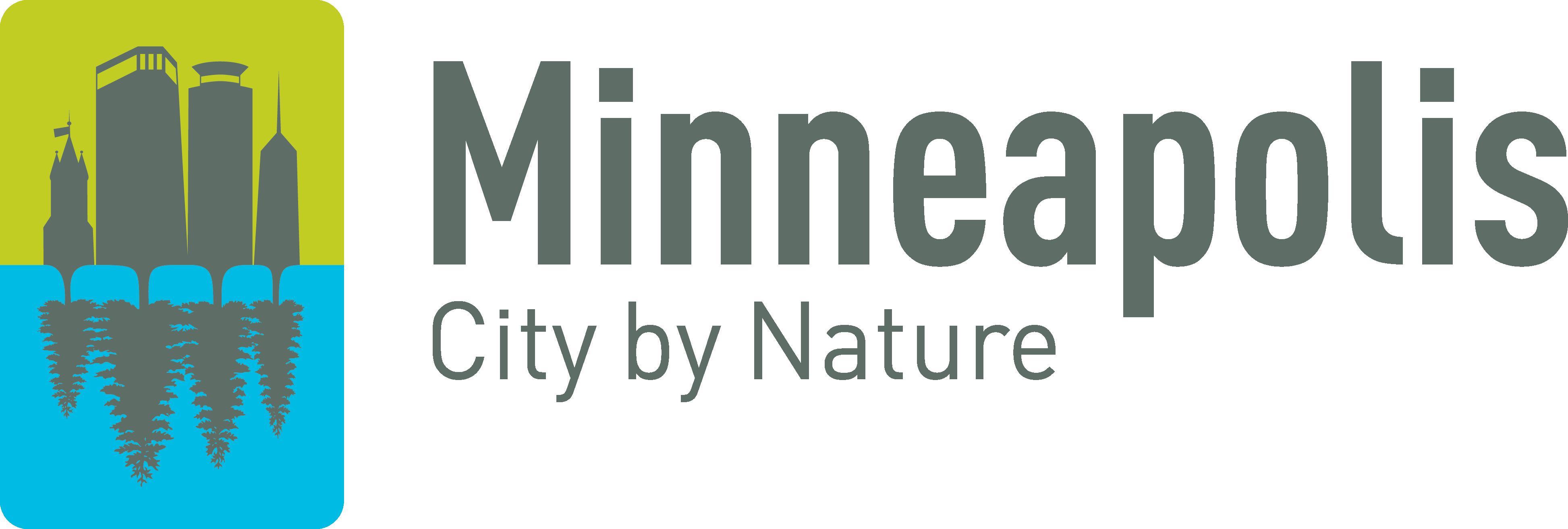 Meet Minneapolis City by Nature Logo
