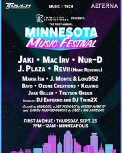 Minnesota Music Festival 240x300